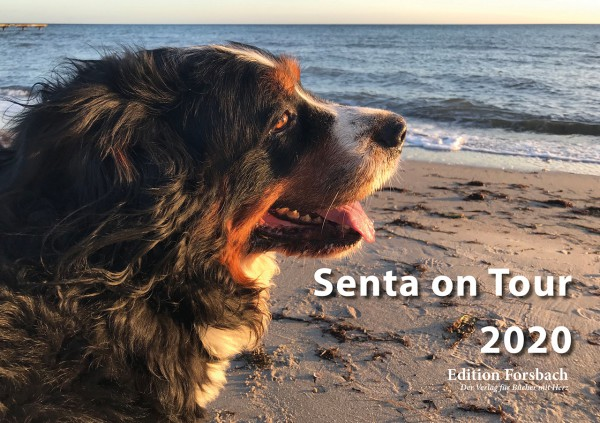 Senta on Tour 2020 – Fotokalender DIN A5