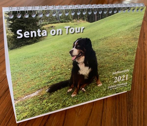 Senta on Tour 2021 – Tischkalender DIN A5
