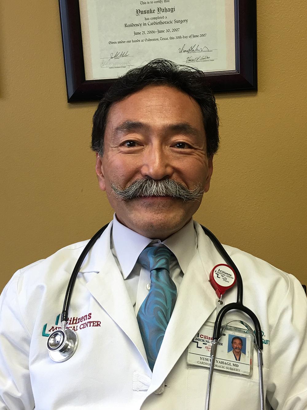 Yusuke Yahagi