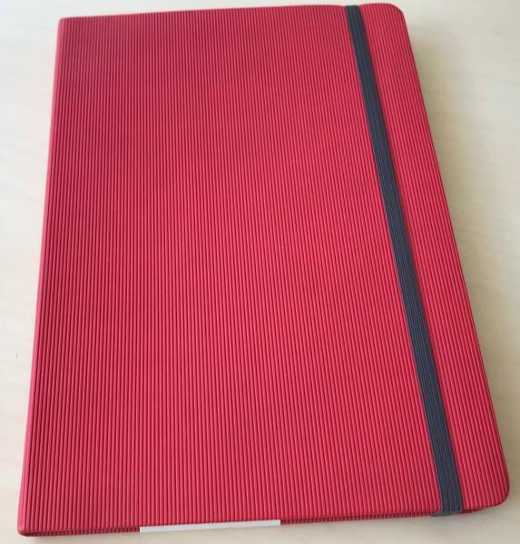 Notizbuch DIN A6 rot