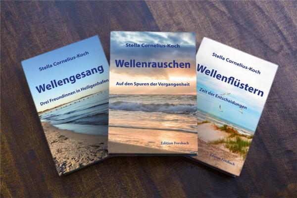 Bundle: Wellengesang, Wellenflüstern & Wellenrauschen
