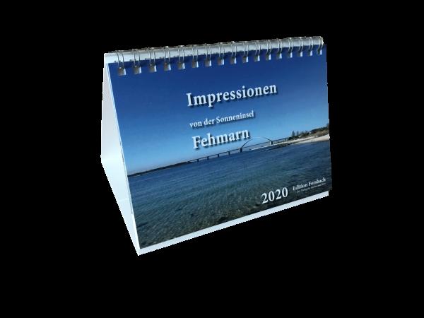 Impressionen von der Sonneninsel Fehmarn – Tischkalender 2020