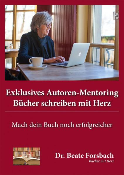 Exklusives Autoren Mentoring